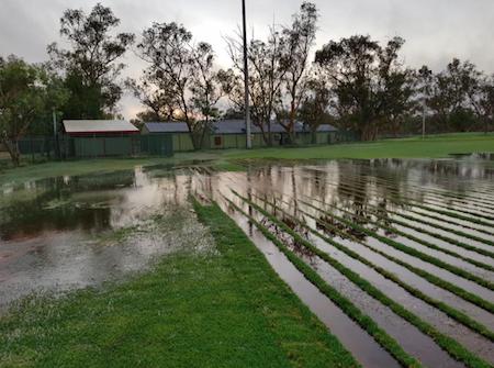 2599 Anzac Oval flood OK