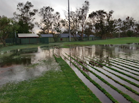 2599 Anzac Oval flood SM