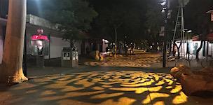 p2580 Mall lights SM