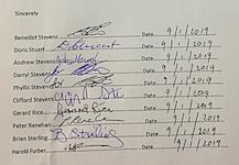 2602 signatures SM