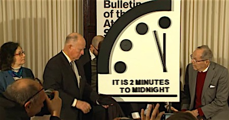 p2605 Doomsday Clock 2019