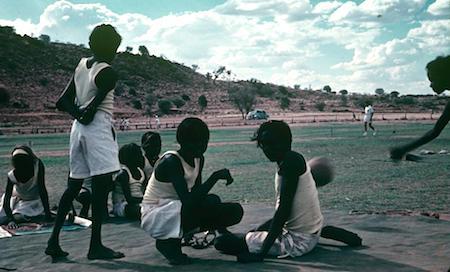 2611 Anzac Oval Aboriginal sports OK