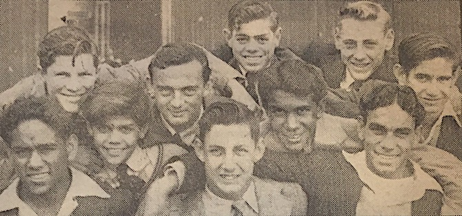 2617 Wally McArthur 1949 News OK
