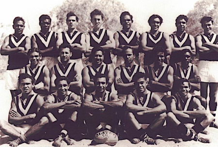 2627 Aboriginal Football Team OK