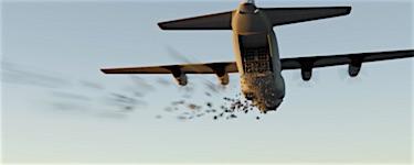 p2623 Killerbots plane FLI SM