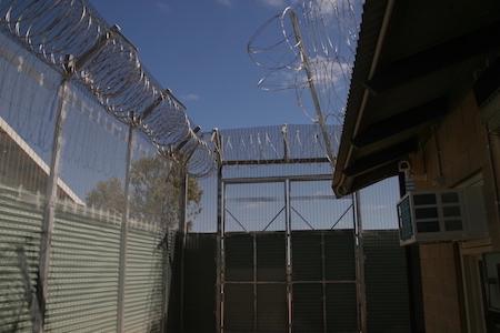 2640 juvenile detention razor wire OK