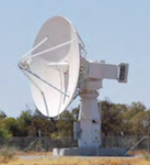 2642 CfAT satellite dish SM