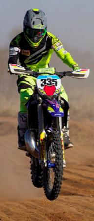 2643 Finke women rider OK