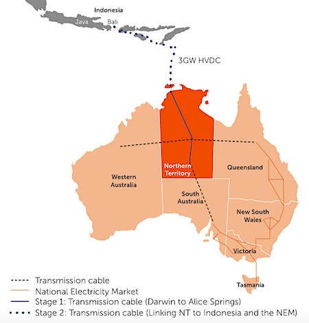 Australia Power Grid Map.Nt Should Be The Sun Wind Powerhouse Alice Springs News